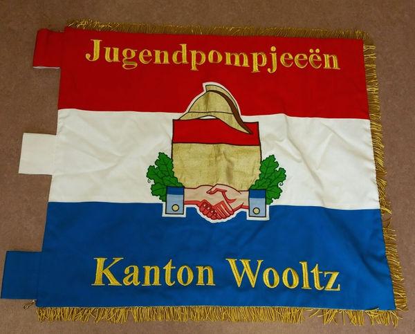 De Jugendfändel vum Kanton Wolz